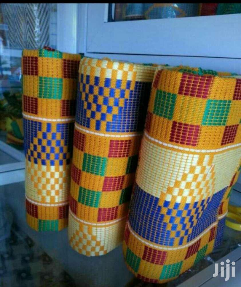 Kente Cloth New Type | Clothing for sale in Asuogyaman, Eastern Region, Ghana