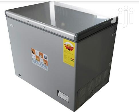 Nasco 200L Chest Freezer NAS-210