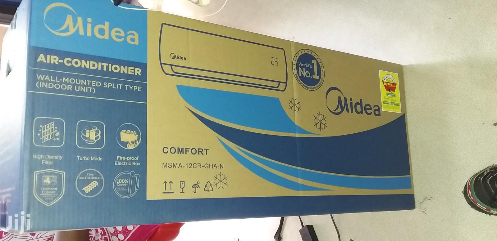 Buy Superb Midea 1.5hp Split Air Conditioner Split R22 Gas