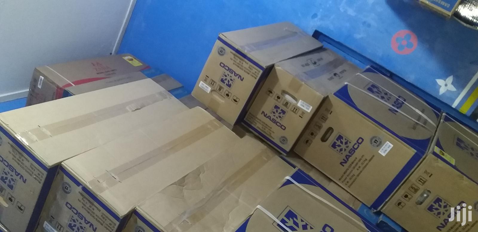 Capacity 2.0hp Nasco Mirror Air Conditioner Split R22 Gas