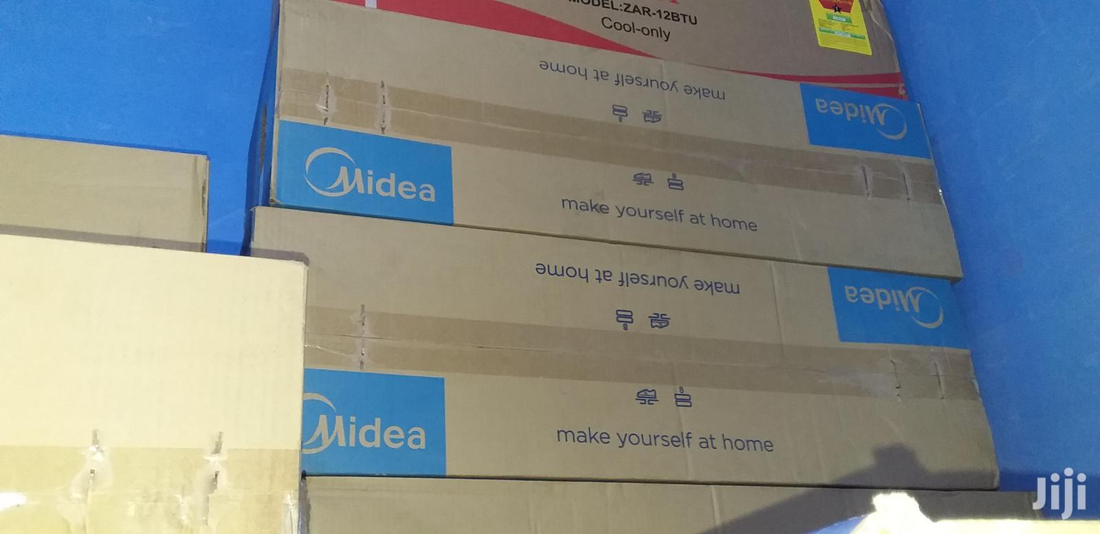 Durable Midea 1.5hp Air Conditioner Split R22 Gas