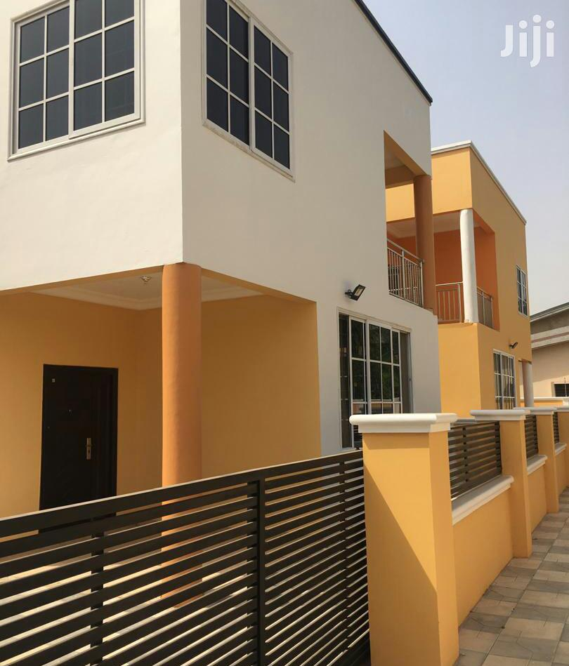 Newly Built 4bedrooms Flat For Sale