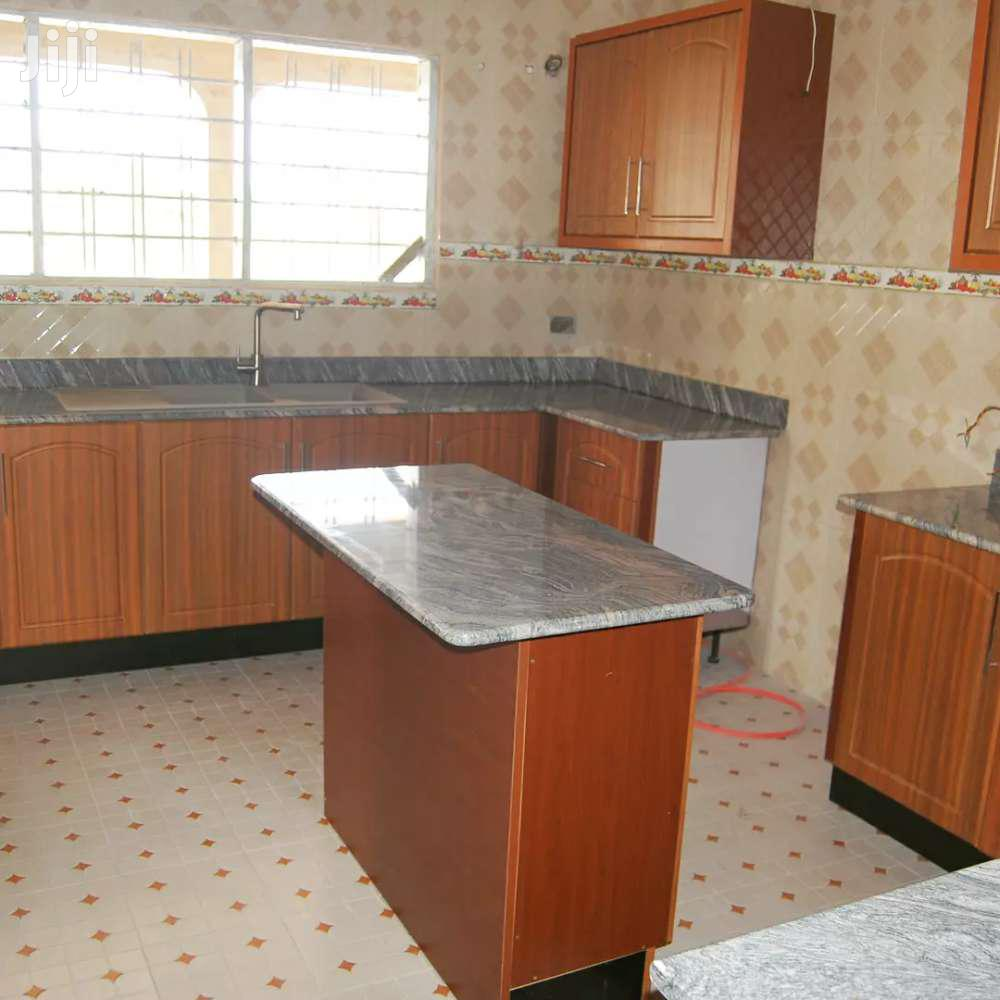 Mabel Stone Worktop Kitchen Cabinet From Ksa Interior Furnitures