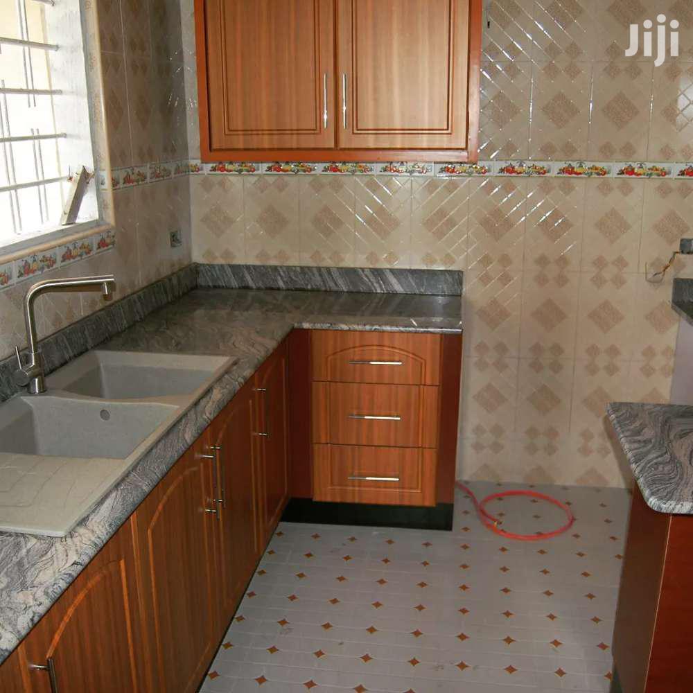 Mabel Stone Worktop Kitchen Cabinet From Ksa Interior Furnitures | Furniture for sale in Kwashieman, Greater Accra, Ghana