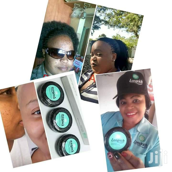 Archive: Longrich Charcoal And Bamboo Soap