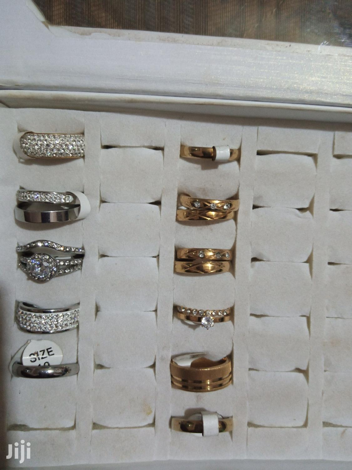 Wedding and Engagement Stainless Steel Rings | Wedding Wear & Accessories for sale in Adenta Municipal, Greater Accra, Ghana
