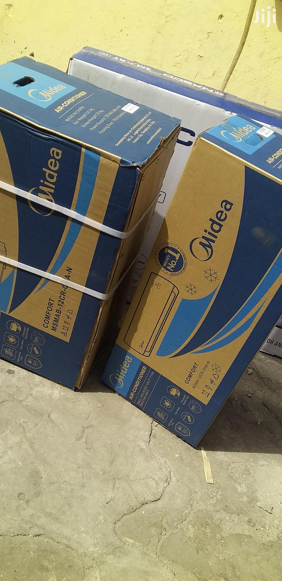 Anti Rust Midea 1.5hp Split Air Conditioner Split R22 Gas