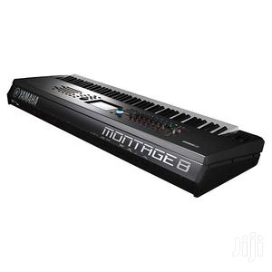 Yamaha Music Synthesizer Montage 8E   Musical Instruments & Gear for sale in Greater Accra, Adenta