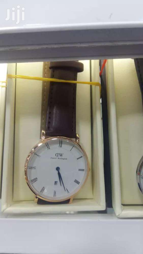 Daniel Wellington Original Leather Watches Whatsapp Directly | Watches for sale in East Legon (Okponglo), Greater Accra, Ghana