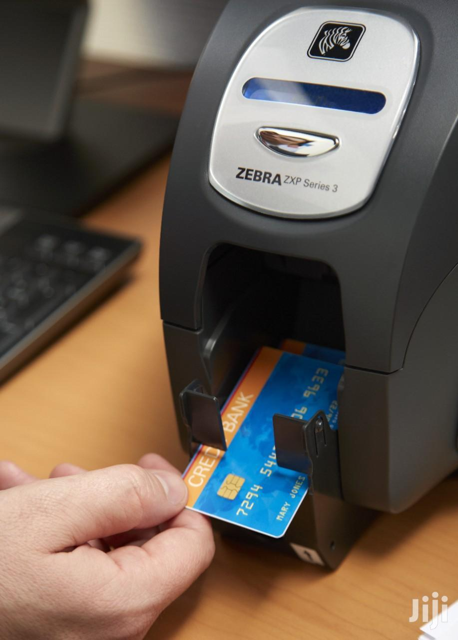 Zebra ID Card Printer Double Side Printer ZXP Series 3