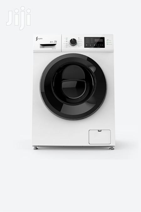 Syinix 6kg Front Load Fully Automatic Washing Machine