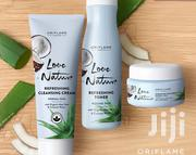 LN Organic Aloe Coco Facial Set | Skin Care for sale in Greater Accra, Adenta Municipal