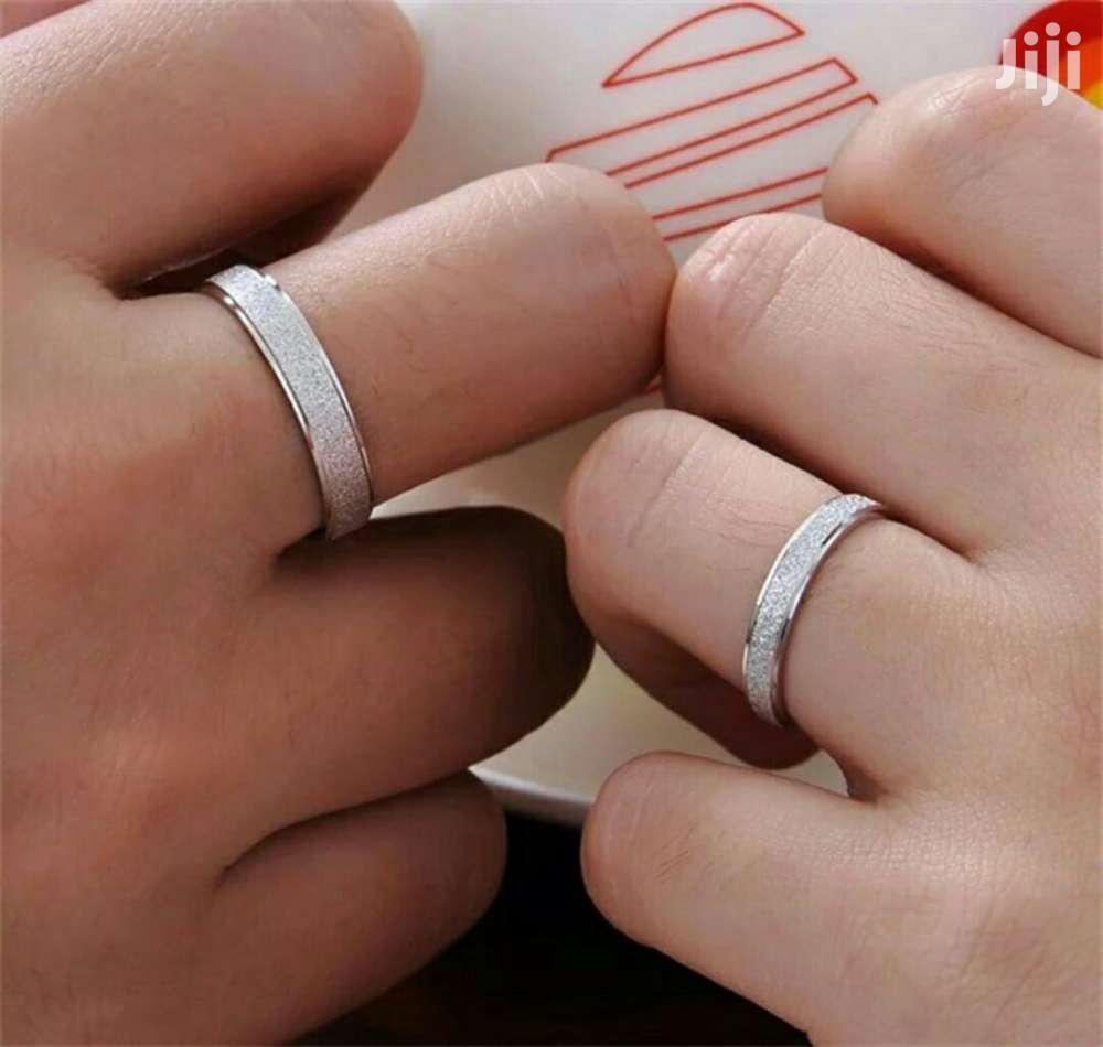 Promise Ring White Gold