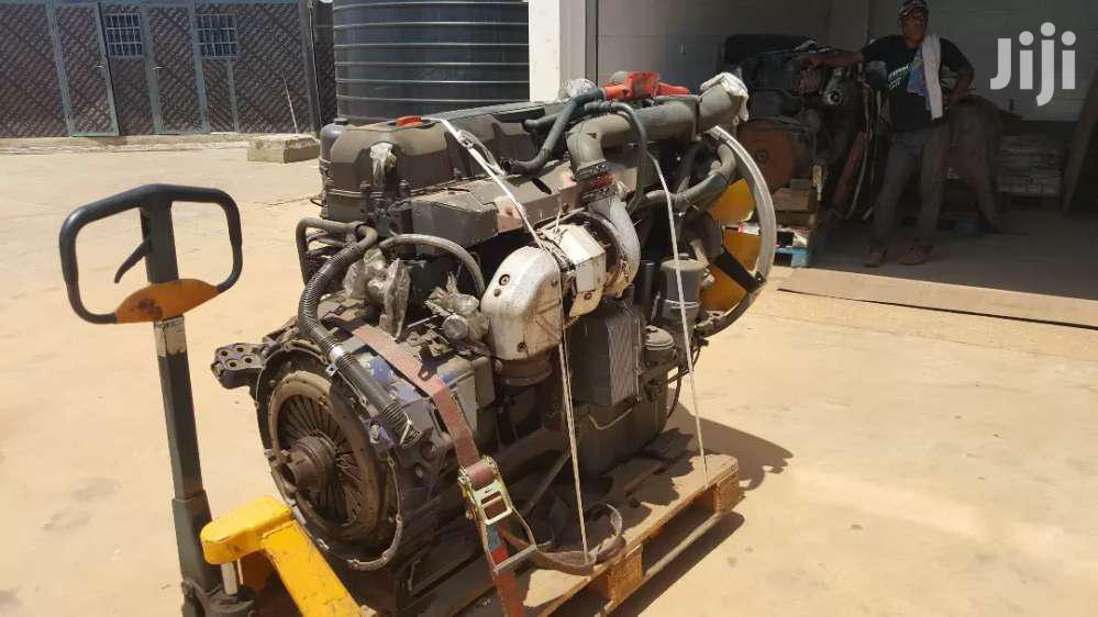 Archive: DAF XF 105.460 Paccar Engine