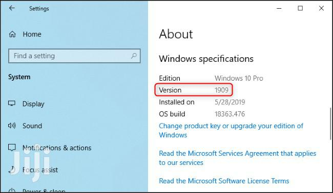 Archive: Windows 10 (1909 Version)