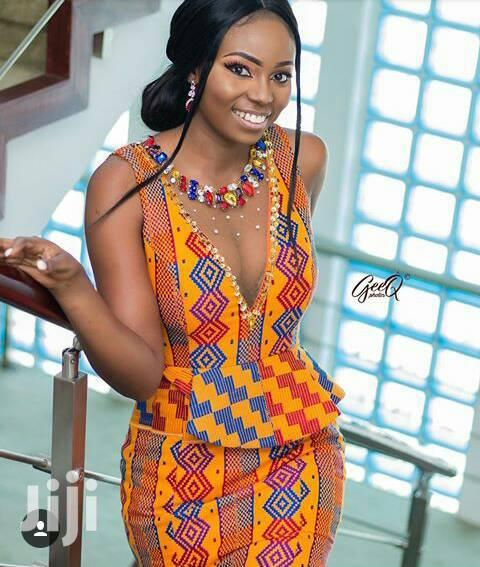 Beautiful Latest Bawumia Kente | Clothing for sale in Labadi-Aborm, Greater Accra, Ghana
