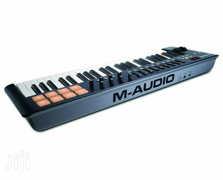 M Audio Oxygen 49 USB Midi Keyboard Controller