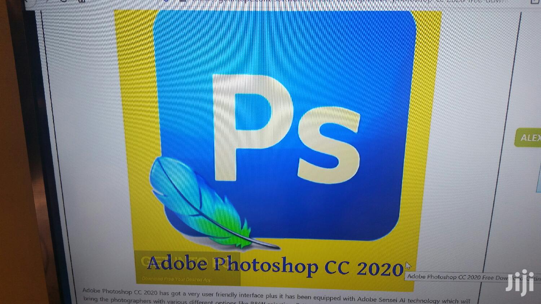 Adobe Photoshop CC 2020   Software for sale in Kumasi Metropolitan, Ashanti, Ghana