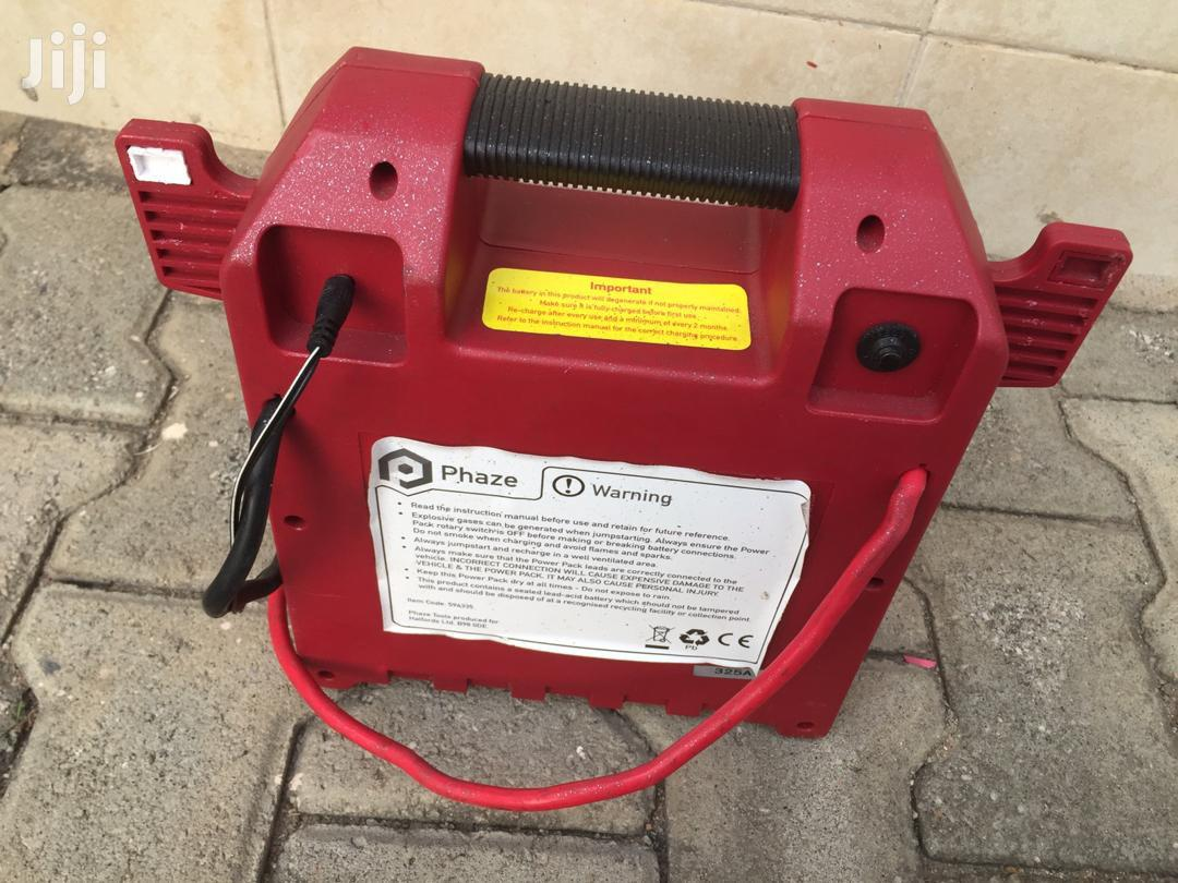 Battery Charger/Power Bank | Vehicle Parts & Accessories for sale in Awutu-Senya, Central Region, Ghana