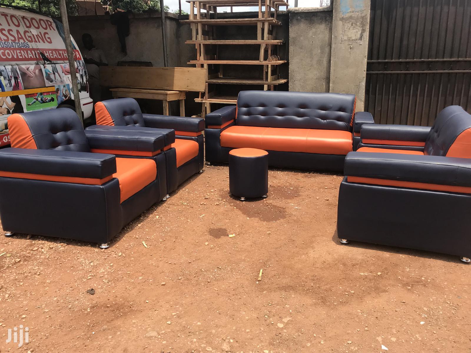 Quality Leather Sofa Furniture | Furniture for sale in Kumasi Metropolitan, Ashanti, Ghana