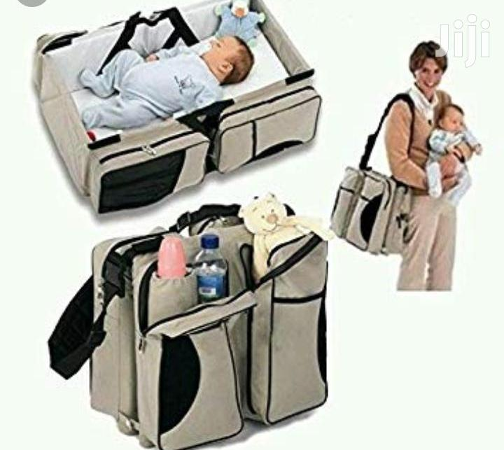 3 In 1 Baby Bed And Bag