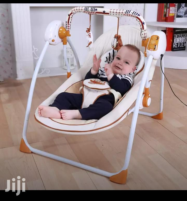 Electric Baby Swing   Children's Gear & Safety for sale in Adabraka, Greater Accra, Ghana