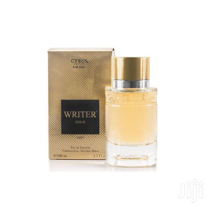 Archive: Writer Perfume