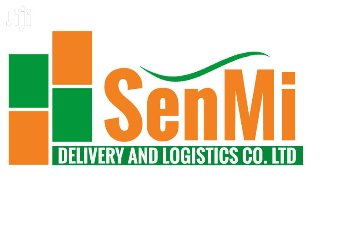 Delivery And Logistic Services Are Better With Senmi | Logistics Services for sale in Darkuman, Greater Accra, Ghana