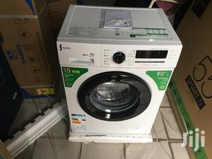 Syinix Front Load 6kg Full Automatic Washing Machine   Home Appliances for sale in Greater Accra, Adabraka