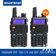 Baofeng Uv5r Walkie Talkies | Audio & Music Equipment for sale in Greater Accra, Achimota