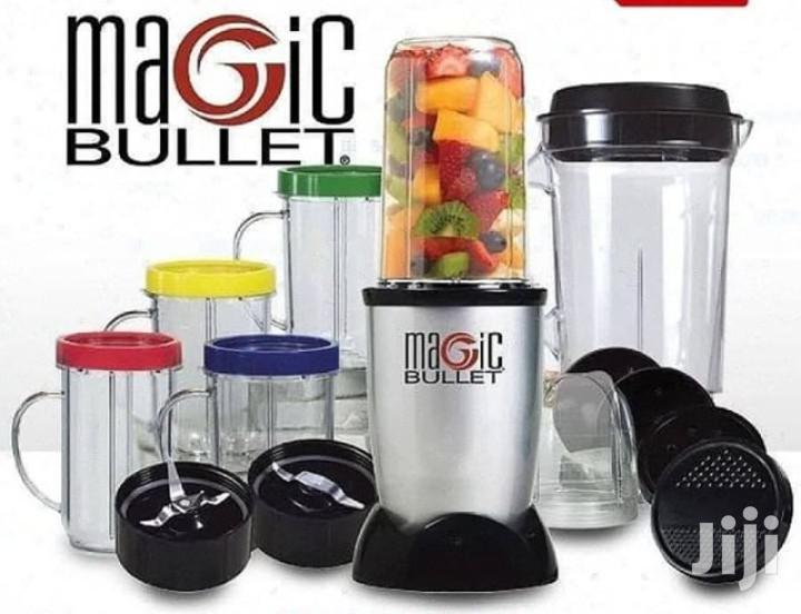21 Piece Magic Bullet Blender