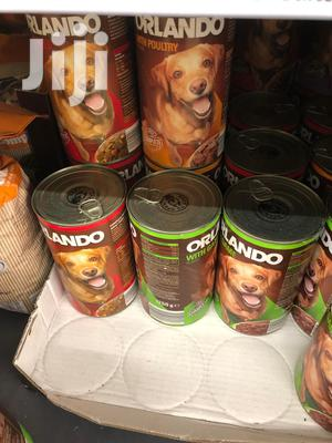 Quality Tin Dog Food
