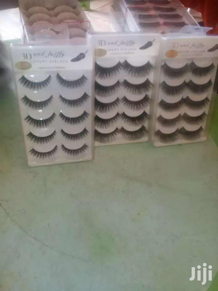 Archive: Human Hair Lashes 3D