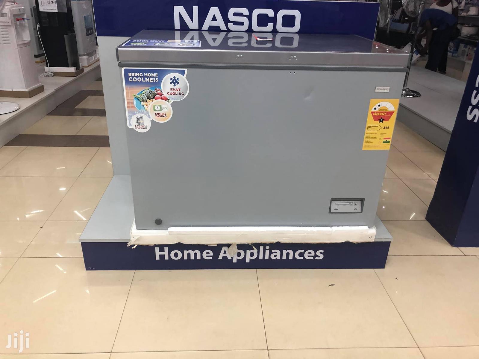 Nasco 260ltr Single Door Chest Freezer New In Box