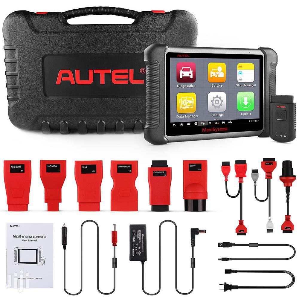 Autel Maxisys MS906TS OBD2 Auto Diagnostic Tool ECU Coding | Vehicle Parts & Accessories for sale in Darkuman, Greater Accra, Ghana