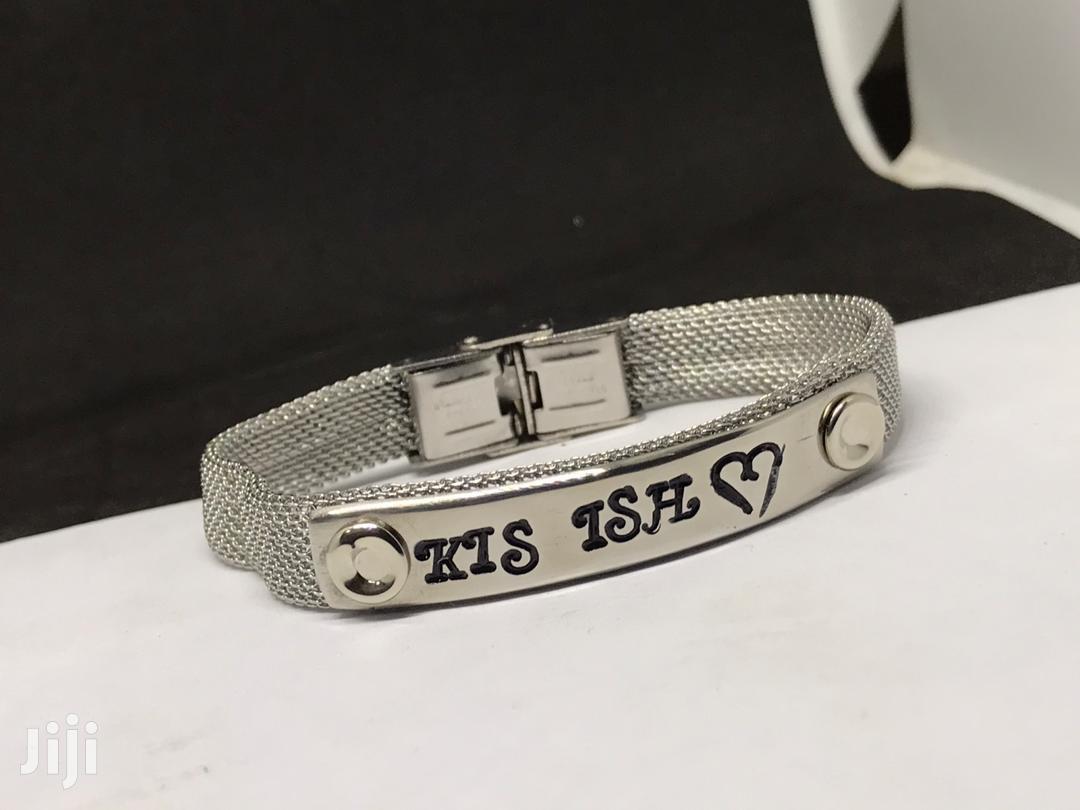 Customized Bracelet