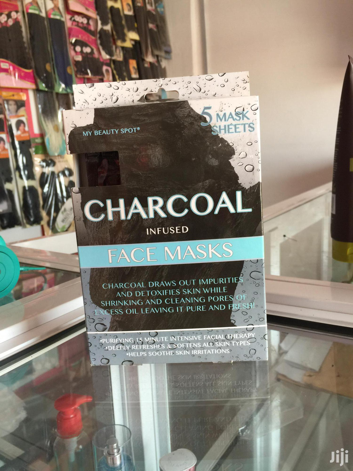 Archive: Charcoal Face Mask