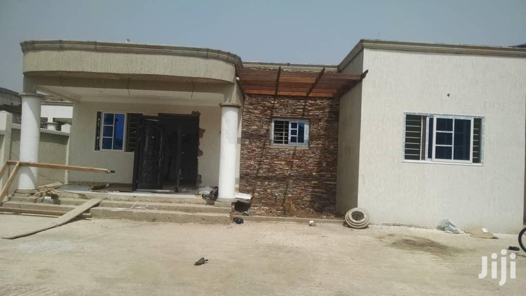 Three Bedroom House At East Legon For Sale