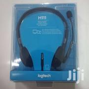 Logitech H111 Stereo Headset   Headphones for sale in Greater Accra, Dzorwulu