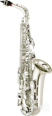New Silver Yamaha Saxophone for Sale | Musical Instruments & Gear for sale in Greater Accra, Tema Metropolitan
