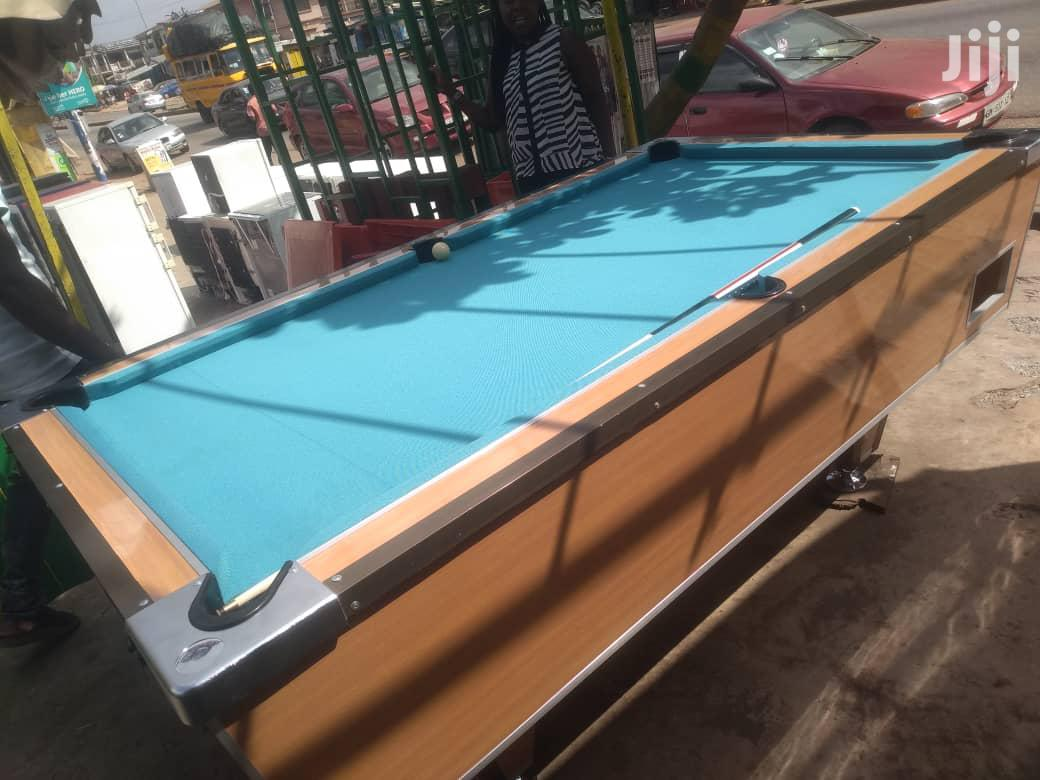 1ghc Coins Operating Snooker Machine