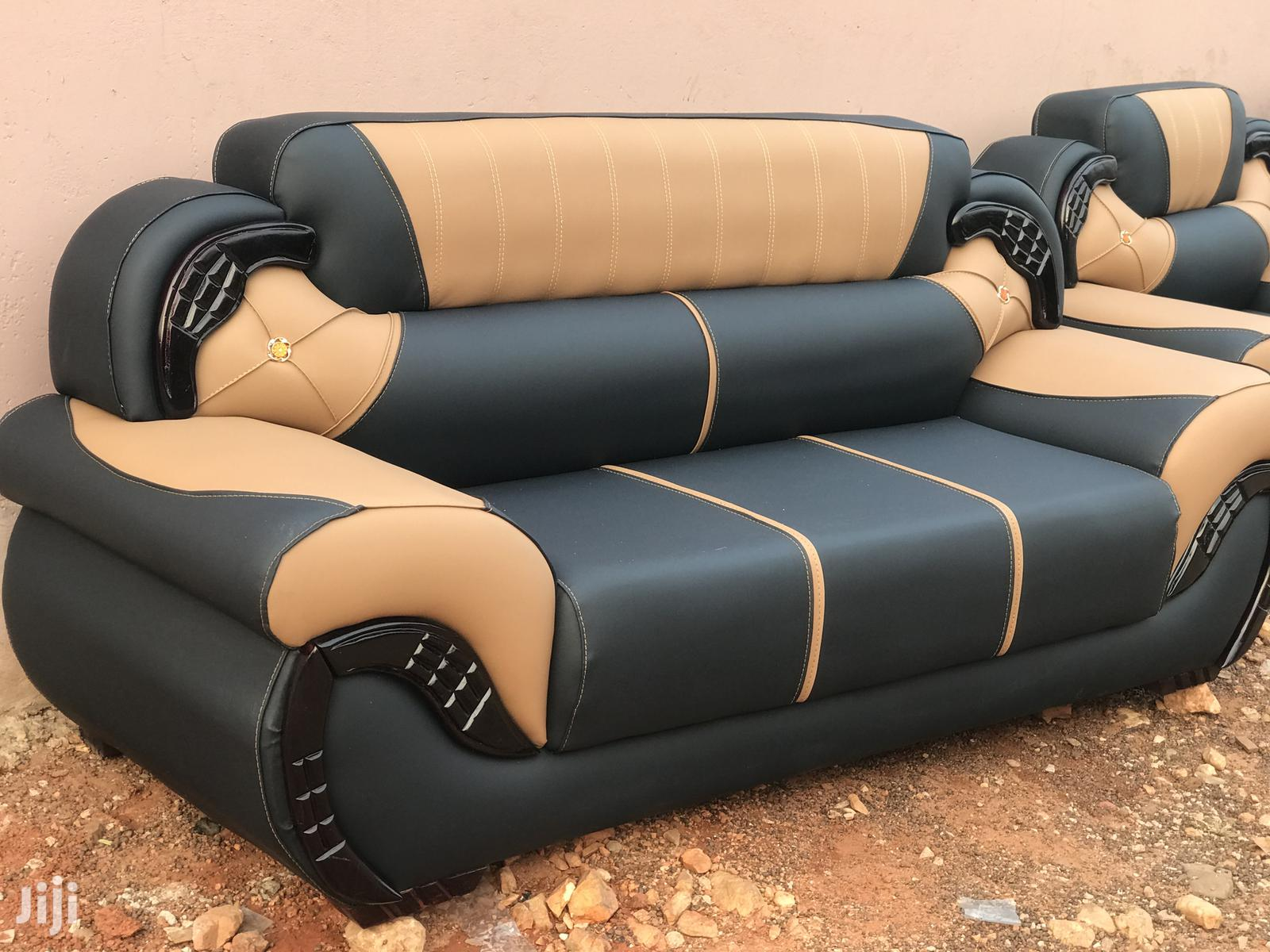 Quality Model Leather Sofa