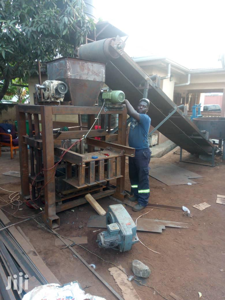 Block Making Machine | Manufacturing Equipment for sale in Achimota, Greater Accra, Ghana