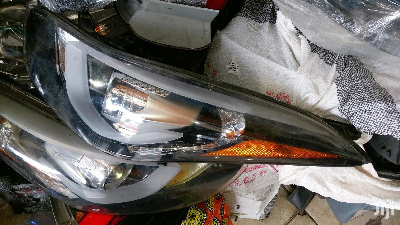 Headlight And Taillights