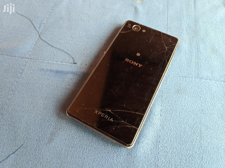 Sony Xperia Z1 Compact 16 GB Black