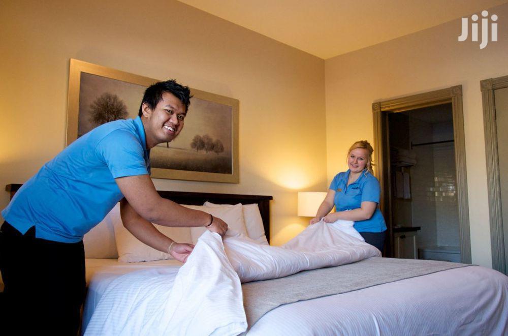 Archive: Hotel Room Attendants
