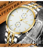 Orlando Silver Gold Chain Watch | Watches for sale in Greater Accra, East Legon (Okponglo)
