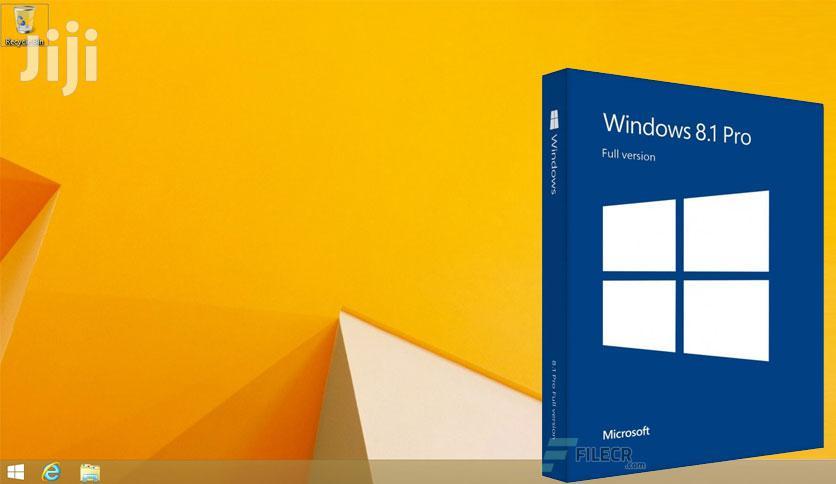 Microsoft Windows 8.1 Pro June 2020 Update