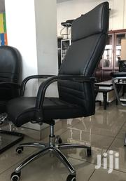 Quality Leather Manager Chair   Furniture for sale in Greater Accra, Adabraka