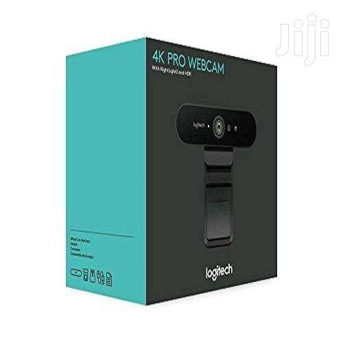 Logitech Business Brio 4K Ultra HD Webcam